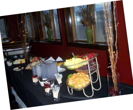 Off premises catering